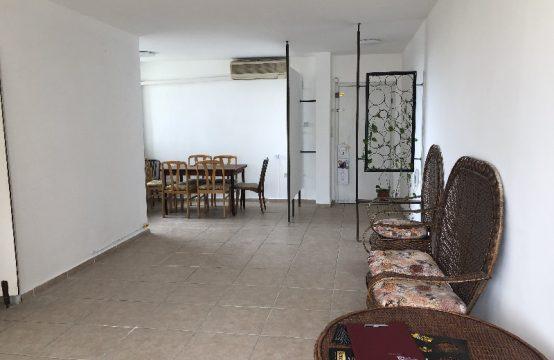 """דירת 3 חדרים למכירה בתל אביב, 78 מ""""ר, קומה 5 מ-8."""