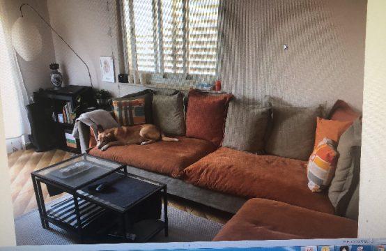 """דירת 4 חדרים למכירה בתל אביב, 100 מ""""ר, קומה 3 מ-4."""
