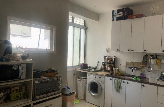"""דירת 2.5 חדרים למכירה בתל אביב, 62 מ""""ר, קומה 2 מ-3."""